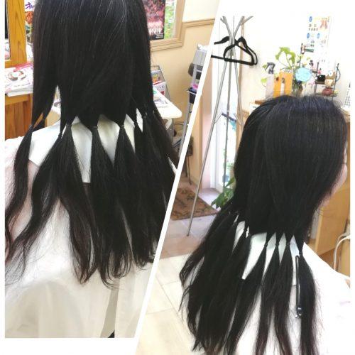 つな髪って?(´・ω・`)?