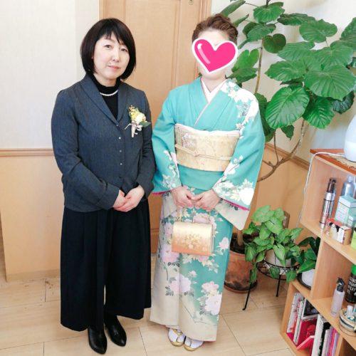 日本の伝統を着る