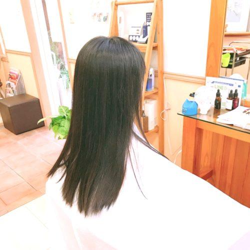 つな髪でヘアドネーション